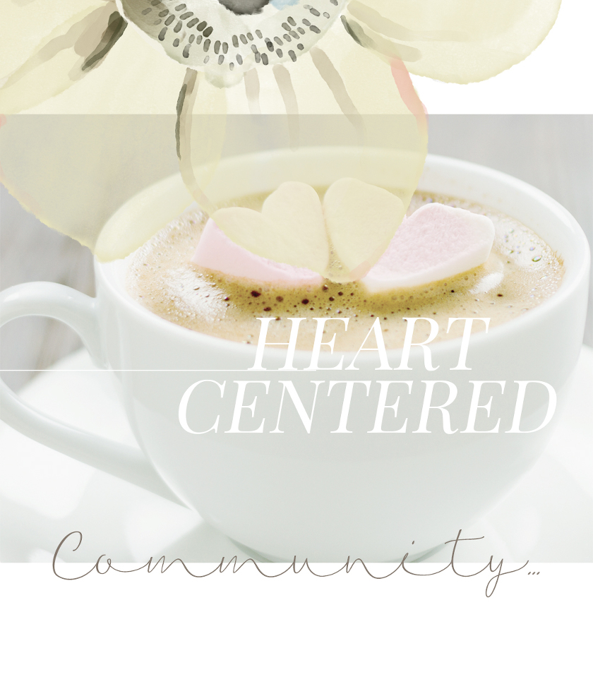 Heart Centered Coach Community for New Life Coaches