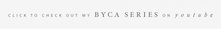 BYCA LIfe Coaching training series Youtube