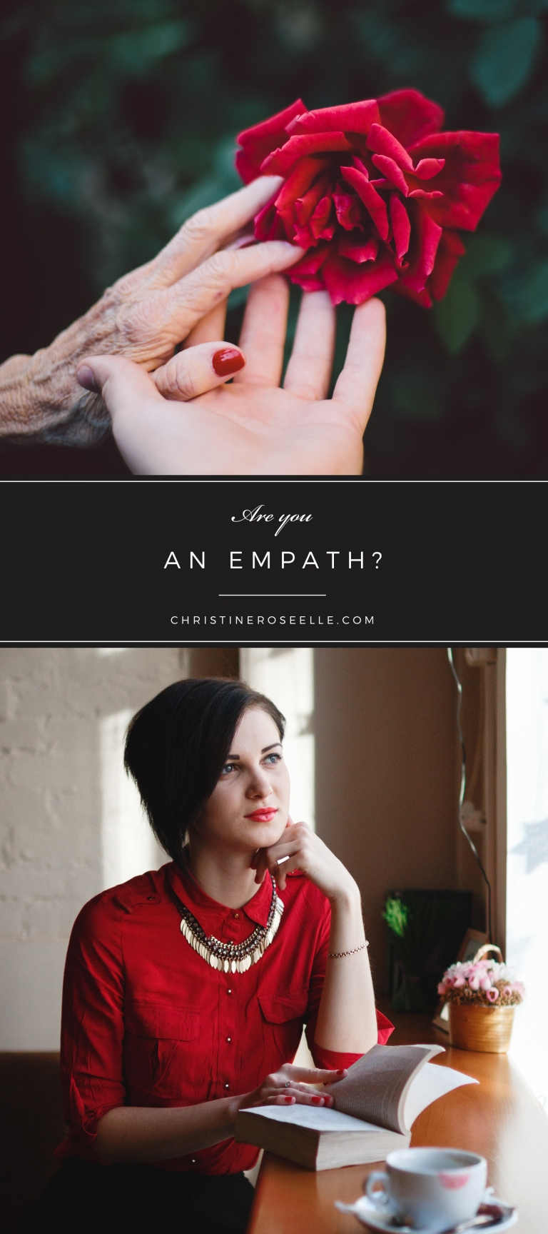 Are you an Empath? How to know and what to do - Christine